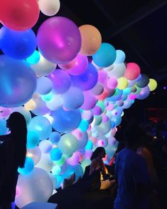 glow backdrop See this Instagram photo by @bizbash • 353 likes