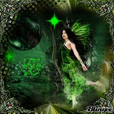 Celtic goth fairy-GP1
