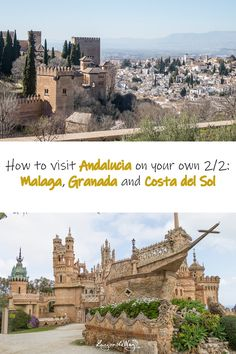 Andalucia is beautiful, there is no doubt about that, but where to start? Which cities to visit? How much will it cost? Here is a two part guide to visiting all the main places in Andalucia comfortably and on the budget. Cheap Travel, Budget Travel, Andalucia, Malaga, Granada, Paris Skyline, Budgeting, Spain, Europe