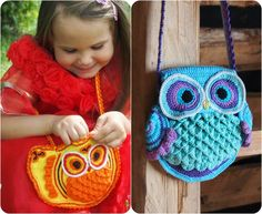 2 Owl Bags - Design Discount Package https://www.crazypatterns.net/en/items/27970/2-owl-bags-design-discount-package