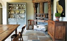 Inside a restored Gloucestershire rectory, decorated and furnished by interior   designer Justin Van Breda.