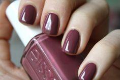 essie angora cardie nail polish