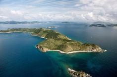Peter Island Resort in the Caribbean