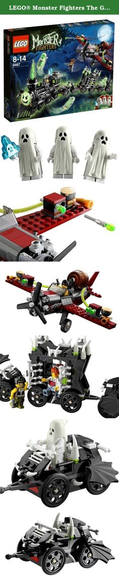 LEGO® Monster Fighters The Ghost Train. Target Gender: Boys Age: up to 14 years of age from 8 years old The main production Country: Denmark LEGO and the LEGO logo are trademarks of the LEGO Group. (C) 2022 The LEGO Group. Safety standards: CE > More.