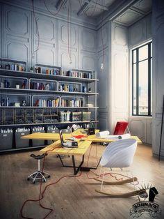 Diseño Interior - Oficinas - 33 mejores imágenes en Pinterest ...