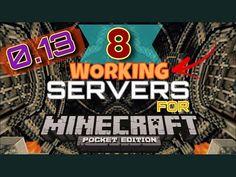 Minecraft Pocket Edition - BEST 8 SERVERS TO JOIN [Minecraft PE 0.13.0] (WORKING) - http://dancedancenow.com/minecraft-lan-server/minecraft-pocket-edition-best-8-servers-to-join-minecraft-pe-0-13-0-working/