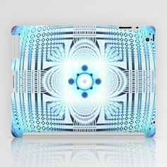 CenterViewSeries236 iPad Case by fracts - fractal art - $60.00