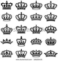 Royal king and queen crown illustration Crown Finger Tattoo, Queen Crown Tattoo, Mini Tattoos, Body Art Tattoos, Small Tattoos, Tattoo Couronne, Piercing Tattoo, Piercings, Coroa Tattoo