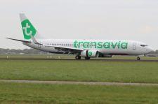 Luchtvaart Foto: Transavia - Boeing 737-800 - PH-HSM door airbus - Dutch Plane Spotters
