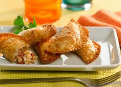 Platos Latinos, Blog de Recetas, Receta de Cocina Tipica, Comida Tipica, Postres Latinos: Empanadas de Arroz - Empanadas Tradicional Bolivianas