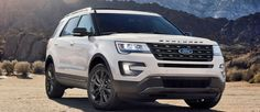 2017 Ford Explorer XLT Sport Pack Is High-Impact Styling Upgrade with…