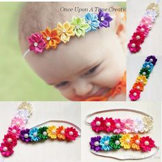 Baby Headbands Kids Infant Colorful Fabric Flowers Pearl Hair Accessories Cute Korea Hair Band Photograph Headdress Hair Sticks Hairbands Childrens Wedding Hair Accessories Prom Hair Accessories From Baby_first, $0.81| Dhgate.Com