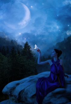 """""""The world is full of magic things, patiently waiting for our senses to grow sharper.""""   ― William Butler Yeats  Put A Little Magick in Your Day! Premium edition includes daily magickal correspondences, quotes, affirmations, tarot card, spell , and an article teaching you more about your path. :)))   http://www.wiccanmoonsong.com/Moonsong-Daily-Magick.html  **original artwork by: Fantasy Muse fantasymuse.deviantart.com/**"""