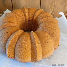 Chiffon Cake, Biscotti, Daily Meals, Cupcake Cakes, Deserts, Food And Drink, Pumpkin, Healthy Recipes, Bread