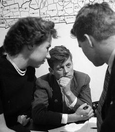 Jack,Ethel and Bobby,1952