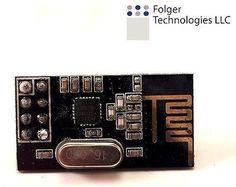 Arduino NRF24L01+ 2.4GHz Wireless Transceiver Module New