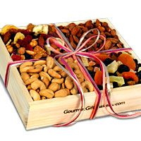 corporate type gifts ranging from less than $40-$200