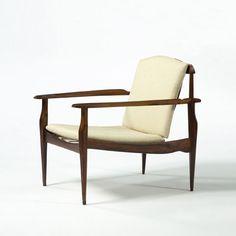 Lounge Chair - Joaquim Tenreiro