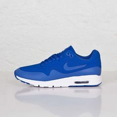 best website c8a00 23553 Sneakers Women s Nike Wmns Air Max 1 Ultra Moire Game Royal White 704995-400