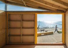 Las nuevas casetas de playa en Southend on Sea por Pedder y Scampton Arquitectos
