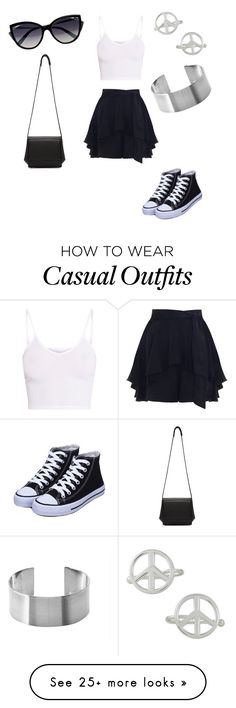 """Casual #2"" by timazohra on Polyvore featuring BasicGrey, Zimmermann, TSATSAS, La Perla, NOVICA and Maria Dorai Raj"