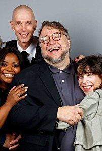 Director Guillermo del Toro talks about what is was like to collaborate with Oscar nominees Sally Hawkins, Octavia Spencer, and Richard Jenkins, and discusses voicing the creature in 'The Shape of Water.'