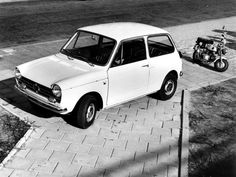 Throwback Thursday - Honda N600 | Honda | Throwback | Throwback Thursday | old school | vintage | classic cars