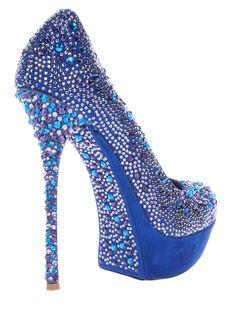 crazy sexy shoes. SPARKLE!