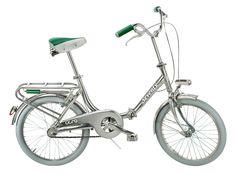 Bicycle - Cigno Seventy Verde Dublino www.bernardisrl.net