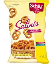 Schär salinis saltkringler gf 60g