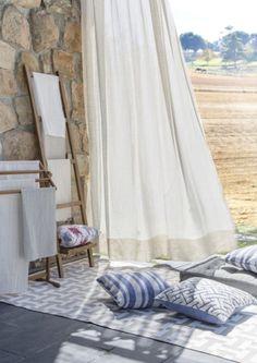 Visillos - net curtain Gancedo