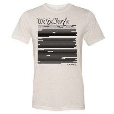 Freedom Redacted - Unisex T