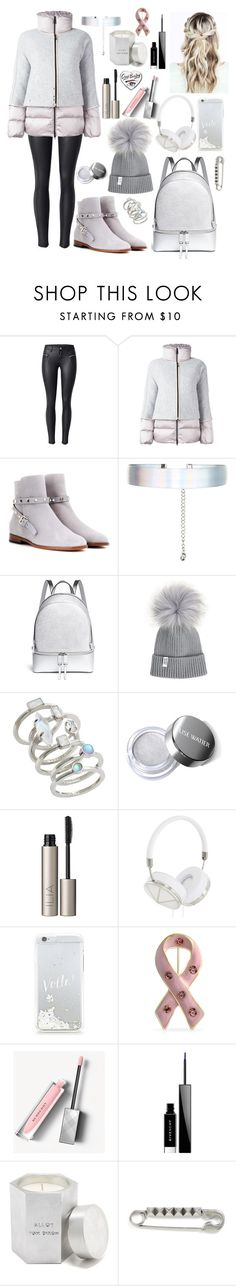 """Untitled #219"" by geibrielelfrance ❤ liked on Polyvore featuring FAY, Valentino, Accessorize, Michael Kors, Kendra Scott, Ilia, Frends, Kate Spade, Bling Jewelry and Burberry"