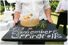 A Fairytale Wedding at MolenVliet Estate. It was a day-wedding ceremony held outdoors. Wedding Food Catering, Wedding Ceremony, Wedding Day, Spring Rolls, Canapes, Table Decorations, Photography, Pi Day Wedding, Photograph