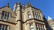 Visit the National Trust's Tyntesfield near Bristol. A spectacular Victorian Gothic revival house with gardens and parkland. Gothic House, Victorian Gothic, Bristol, The Past, Louvre, Home And Garden, Mansions, History, Country