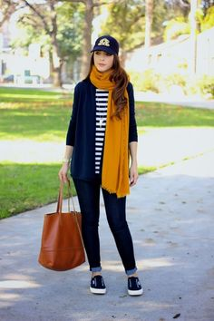 Mustard.To see more from Coast with Me, click here! via @stylelist