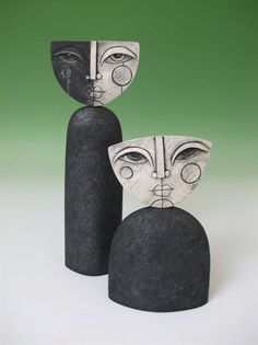Porcelain And China Marks Product Ceramic Mask, Ceramic Clay, Porcelain Ceramics, Ceramic Pottery, Ceramic Figures, Clay Figures, Ceramic Artists, Sculptures Céramiques, Sculpture Art