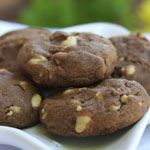 Eggless Crispy Chocolate Chip Cookies using Condensed Milk