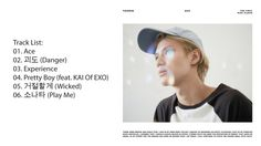 TAEMIN (SHINee) - ACE (Full Album)