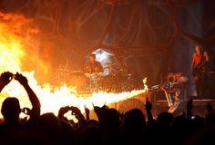 Rammstein live 2011