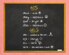 Baby Names With Letter U #babynames #boynames #girlnames #names #baby #letterU