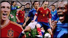 España vs Italia #Euro2012