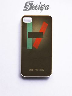 Twenty One Pilots 21 Pilots Band Poster Logo Phone Cases For iPhone, S | Feeiva