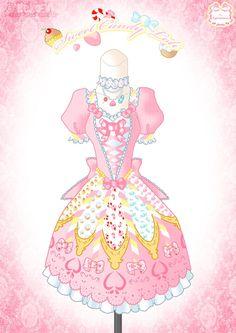 Sweet Candy Loli Dress by Neko-Vi on DeviantArt