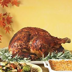 Roast Turkey with Herb Butter Recipe | Martha Stewart