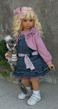 Arlene ' Dolls - Angela Sutter Bebek