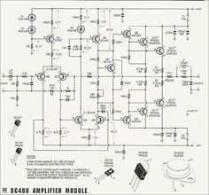 Mosfet high power amplifier complete pcb circuits circuit 50w 70w power amplifier with 2n3055 mj2955 asfbconference2016 Gallery
