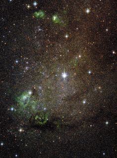Dwarf Galaxy IC 10 - Credit: Nikolaus Sulzenauer/NASA & ESA