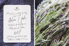 Calligraphy by hand – Invitation Stationery Stationery Design, Lavender, Bullet Journal, Calligraphy, Invitations, Navy, Hale Navy, Lettering, Stationary Design