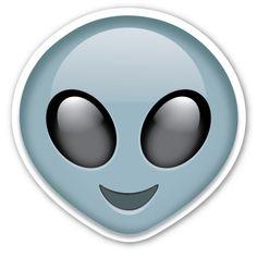 Extraterrestrial Alien   EmojiStickers.com